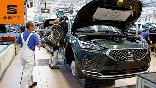 2019 SEAT Tarraco Production Starts in Wolfsburg