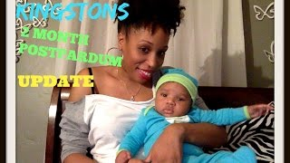 2 month Postpartum Update|Creamy's Couch Season Finale Thumbnail
