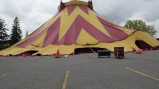 Circus Tent Time Lapse