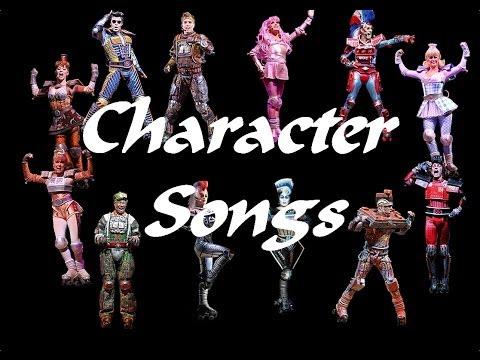 Starlight Express - Character Songs