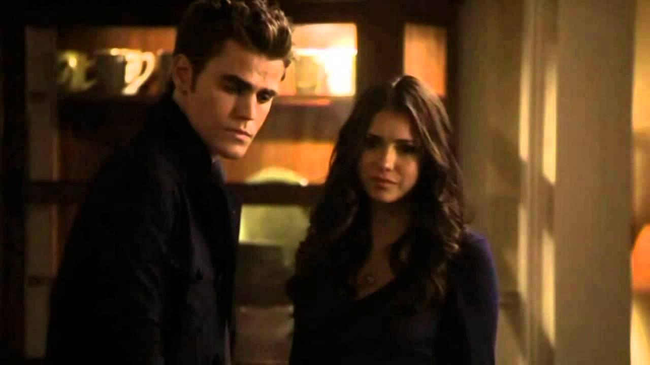 Download TVD 2X01 Stefan Elena. Katherine pretends to be Elena. Damon tells Stefan he kissed her