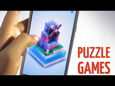 Best PUZZLE Games For Android 2017 | CHALLENGING!!