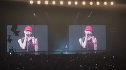 G-Dragon talking in Berlin 20170930