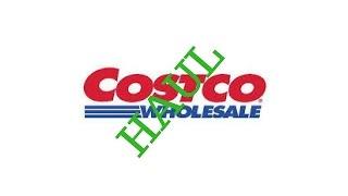 costco haul family of 5 mid november