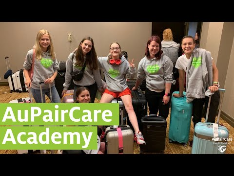 Spend the Day at AuPairCare's Au Pair Academy