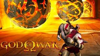 Download Video GOD OF WAR 1: GOD MODE - Bolas de Fogo e Equilibrando com a MORTE #12 MP3 3GP MP4