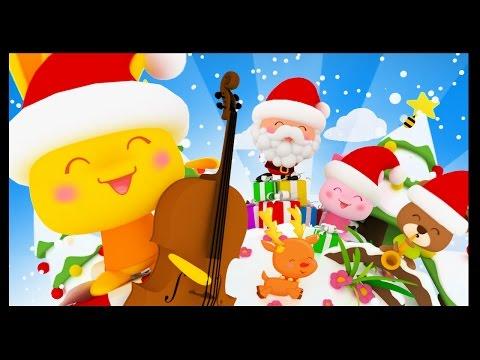 Noël, c'est comme un rythme de jazz - 40 min de Comptines et chansons de Noël Titounis