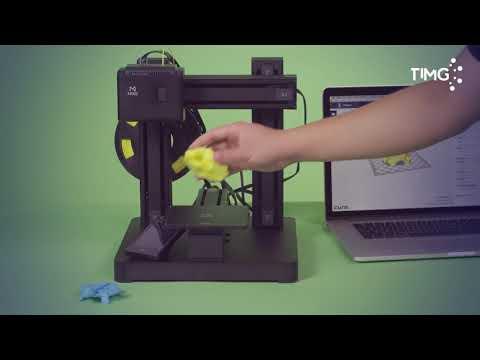 Impresora 3D Mooz de TIMG