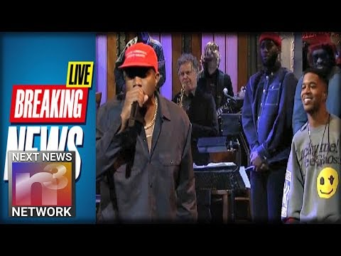 BREAKING: Kanye West Goes Off on Liberal News on SNL - Instantly The Left LOSE THEIR MIND