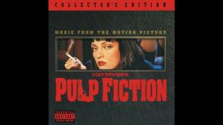 Pulp Fiction OST - 09 Jack Rabbit Slims Twist Contest-You Never Can Tell