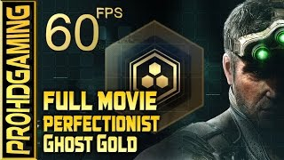 Splinter Cell: Blacklist (PC) I Full Movie I Perfectionist Ghost Gold - 60fps