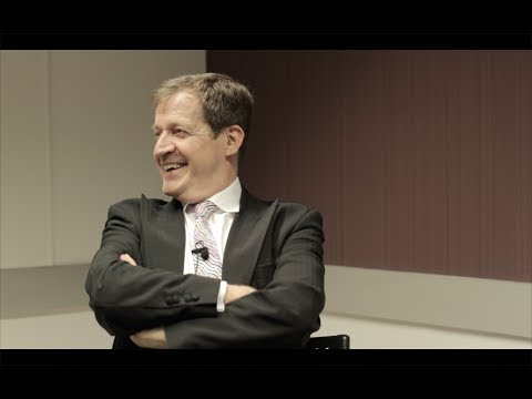 Alastair Campbell on spin, Cherie Blair, Iraq, The Thick of It and Scottish Independence