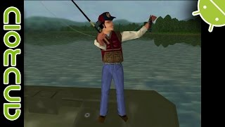 In-Fisherman Bass Hunter 64 | NVIDIA SHIELD Android TV | Mupen64Plus AE Emulator [1080p] Nintendo 64