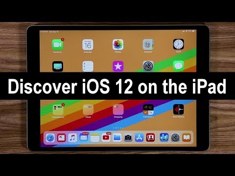 All iOS 12 Features running on all iPads & iPad Pro Mp3