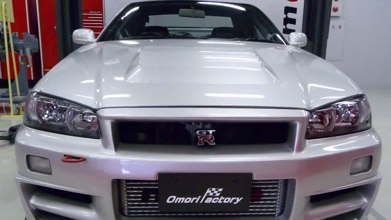 The difference between the R34 GT-R Z-Tune and other R34 GT-Rs