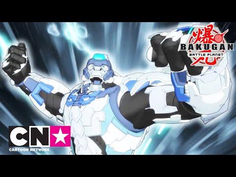 Bakugan BakuBios   Trox   Cartoon Network