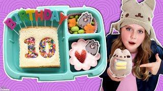 School Lunch TAKEOVER! 🎂 McKenzie