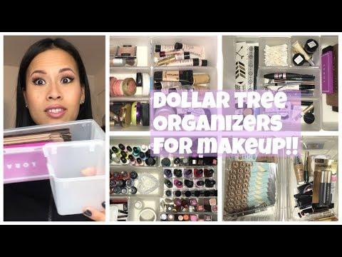 Makeup Storage Hacks: Organize IKEA Alex Drawers with ...