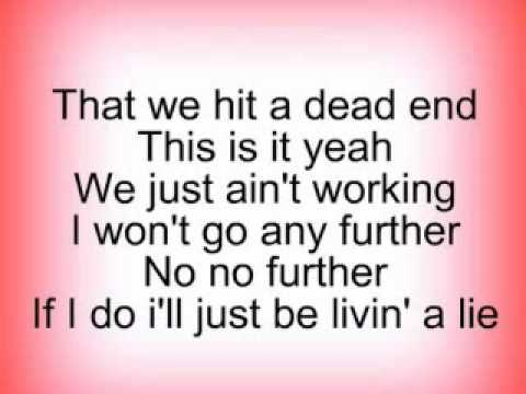 Tynisha Keli - Livin' A Lie w/ *OFFICIAL Lyrics