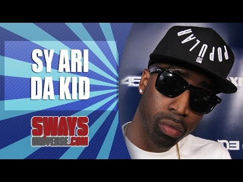 Get in the Game: Sy Ari Da Kid On Putting Out 25 Mixtapes, Song W/ K. Camp + Freestyles
