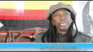 Thomas Mapfumo and The Blacks Unlimited live in South Africa JHB & Cape Town March 2015.