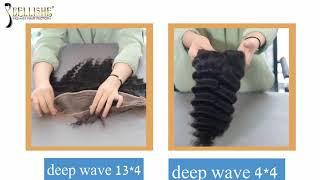 deep wave 13x4 4x4