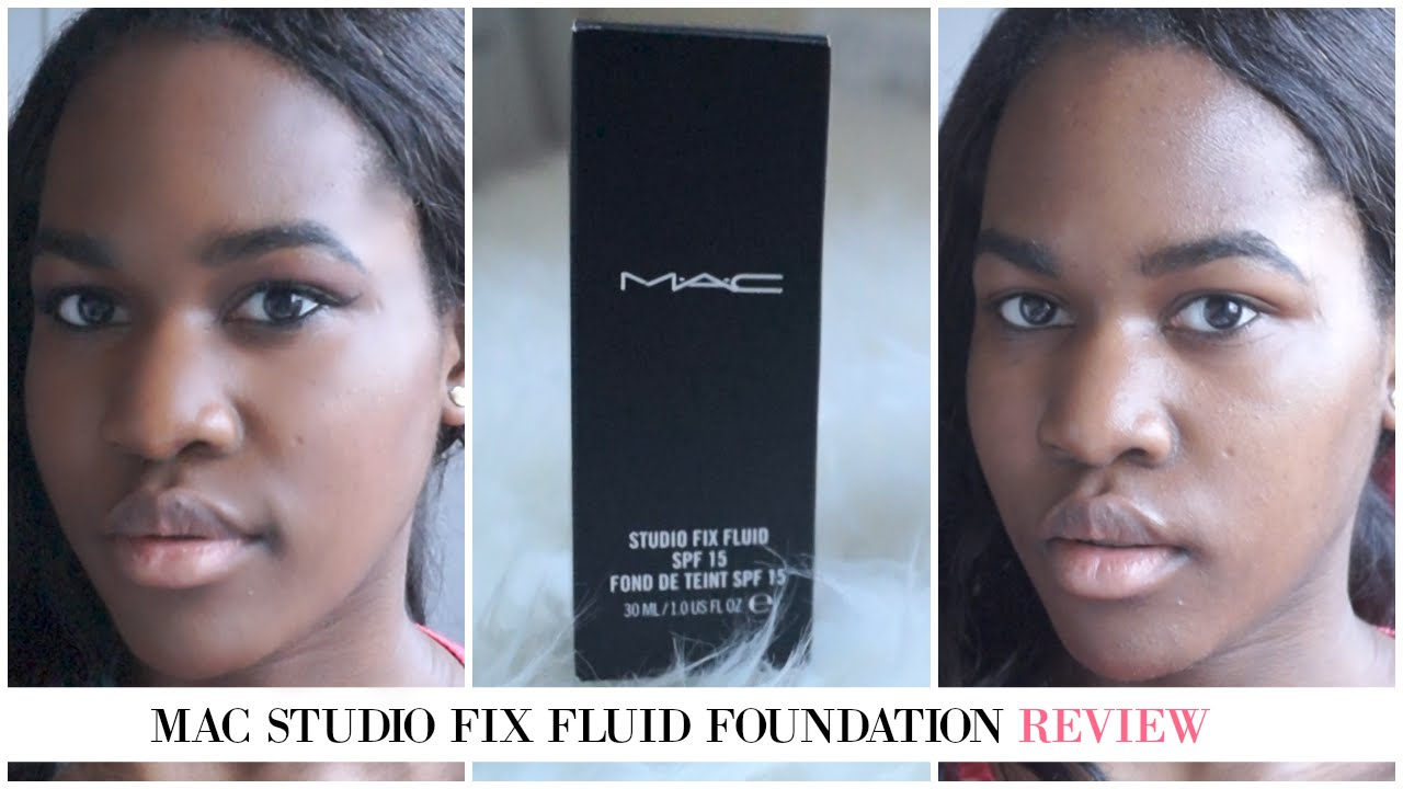 Studio fix fluid foundation nc50