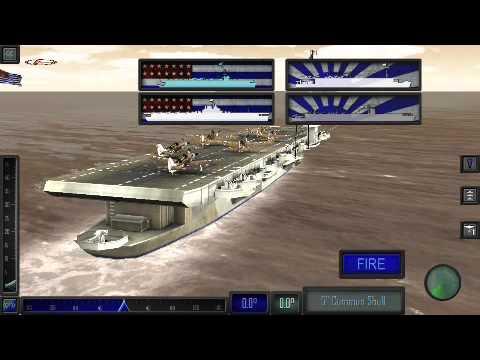 Pacific Fleet gameplay