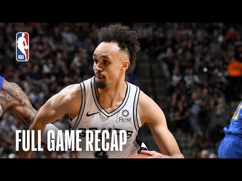SPURSWATCH - Spurs win, go up 2 games to 1