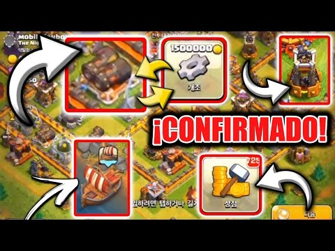 Thumbnail: ¡¡SE PODRÁN MODIFICAR Y FUSIONAR DEFENSAS EN CLASH OF CLANS!! | ¡NUEVO MODO CONFIRMADO Y MÁS!