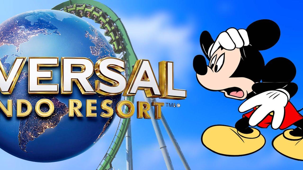 Le plus gros concurrent de Disney World