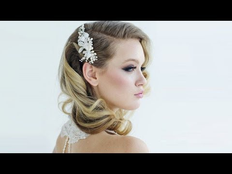 20 Vintage Wedding Hairstyles For Long Hair