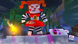 Murder Mystery With Circus Baby! Minecraft FNAF Roleplay
