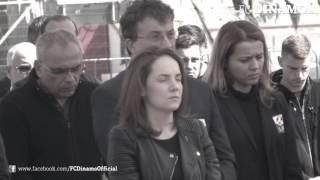 Repeat youtube video VIDEO EMOTIONAT: ULTIMUL OMAGIU. PATRICK EKENG, CÂINE ȘI DUPĂ MOARTE!
