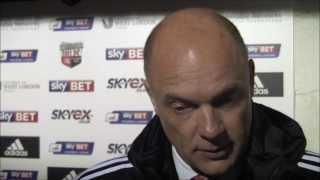 UWE RÖSLER: 'We are better this year than last year'