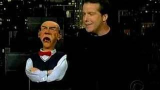 Jeff Dunham and Walter on Letterman thumbnail