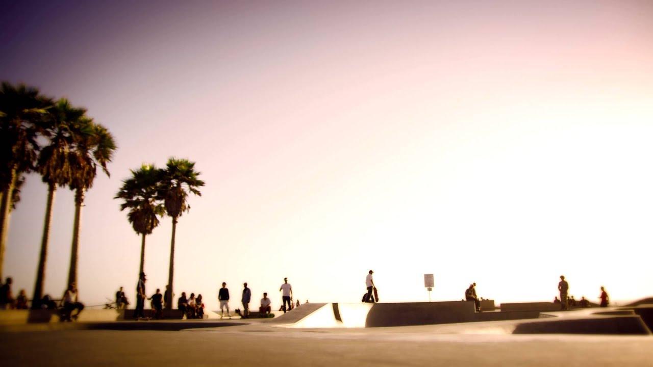Ocean Front Walk Venice Beach California
