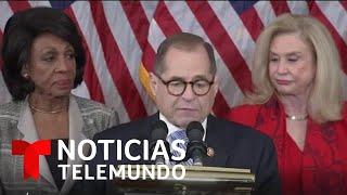 Abuso de poder y obstrucción al Congreso, los cargos contra Trump en el proceso de juicio político