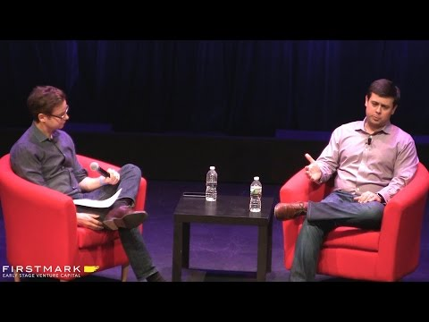 A Fireside Chat With MongoDB CTO Eliot Horowitz (Data Driven NYC / FirstMark)