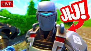FORTNITE MET KIJKERS!! MOUNTED TURRET TE STERK?!! Fortnite Battle Royale live
