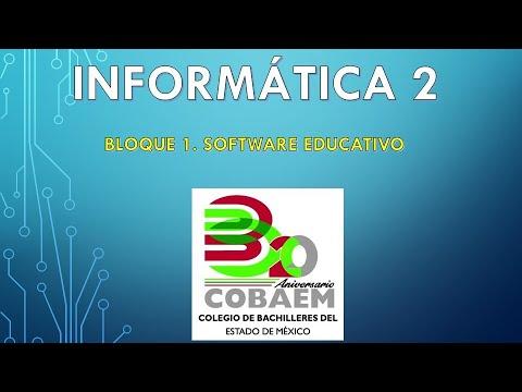 Vídeo Clase Informática 2