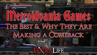 Metroidvania Games: Which Are The Best and Why They are Making A Comeback