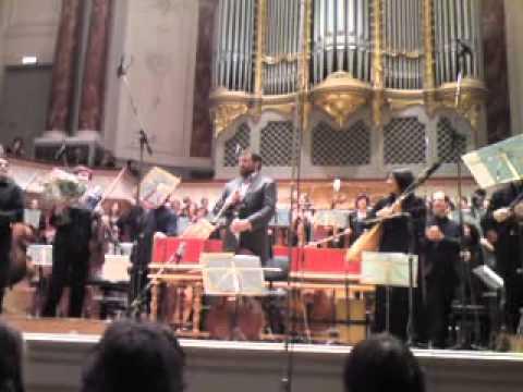 Chiara Banchini - Grand concert d'adieu de l'ensemble 415 - III
