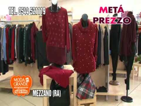 e33ee2e88 MODA IN GRANDE META PREZZO 2 - YouTube