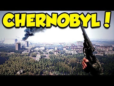 Surviving Post Apocalyptic Chernobyl Ghost Town! - Chernobylite Gameplay PC