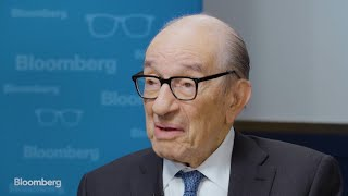 Greenspan Sees Next Recession Driven by `Dramatically' Rising Debt