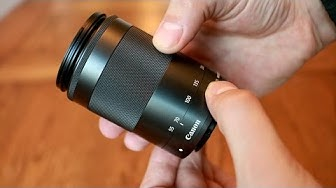 Canon EF-M 55-200mm f/4.5-6.3 IS STM lens review with samples