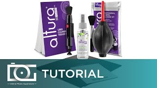 All-Natural Cleaner | Camera Cleaning Kit (Bundle) | 100% Safe - Made in USA | By Altura Photo®