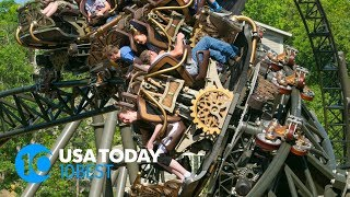 Time Traveler: Front seat POV at Silver Dollar City | 10Best