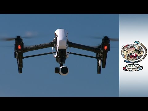 The Battle To Develop USA's First Delivery Drone